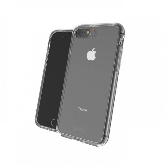 iPhone SE 2020 Coque Gear4 D3O CRYSTALPALACE Transparent