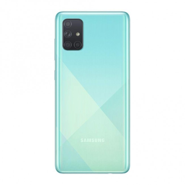 Galaxy A71 VERSO ORIGINAL Film Silicone Mobile Outfitters Clear Coat MOD4R