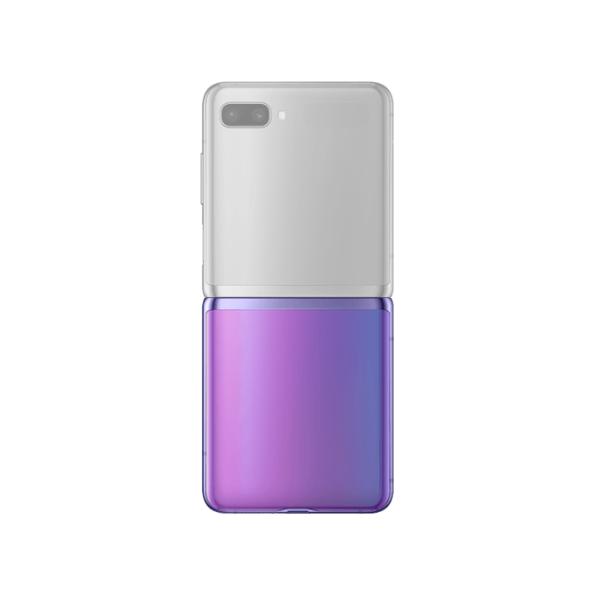 Galaxy Z FLIP VERSO MATTE Film Silicone Mobile Outfitters Clear Coat MOD4R