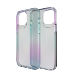 iPhone 12 PRO MAX Coque Gear4 D3O CRYSTALPALACE Iridescent