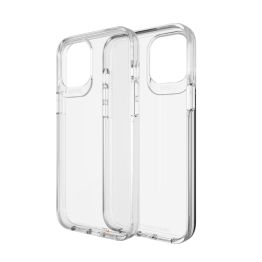 iPhone 12 PRO MAX Coque Gear4 D3O CRYSTALPALACE Transparent