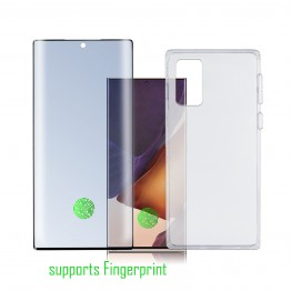 Galaxy N20u Pack 4Smarts PROTECTION360 FULL Noir