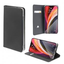 iPhone 12 PRO MAX Etui Wallet 4Smarts URBANLITE Noir