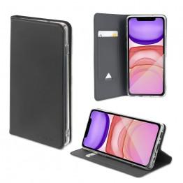 iPhone XI Etui Wallet 4Smarts URBANLITE Noir
