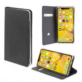 iPhone XR Etui Wallet 4Smarts URBANLITE Noir