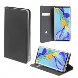 Huawei P30 Etui Wallet 4Smarts URBANLITE Noir