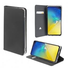 Galaxy S10E Etui Wallet 4Smarts URBANLITE Noir