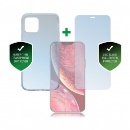 iPhone 12 MINI Pack 4Smarts PROTECTION360 Transparent