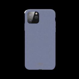 iPhone 12 MINI Coque Silicone Xqisit ECOCASE Bleu