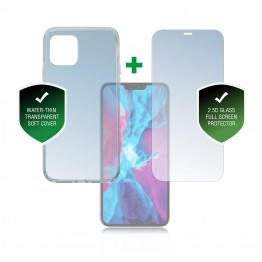iPhone 12 / 12 PRO Pack 4Smarts PROTECTION360 Transparent