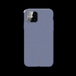 iPhone 12 PRO MAX Coque Silicone Xqisit ECOCASE Bleu