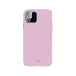 iPhone 12 PRO MAX Coque Silicone Xqisit ECOCASE Rose