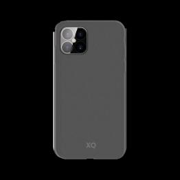 iPhone 12 PRO MAX Coque Silicone Xqisit ECOCASE Gris