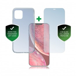 iPhone 12 PRO MAX Pack 4Smarts PROTECTION360 Transparent