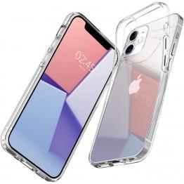 iPhone 12 MINI Coque Spigen LIQUIDCRYSTAL Transparent
