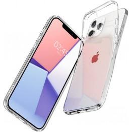 iPhone 12 PRO MAX Coque Spigen LIQUIDCRYSTAL Transparent