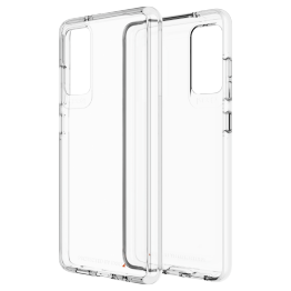 Galaxy S20 FE Coque Gear4 D3O CRYSTALPALACE Transparent