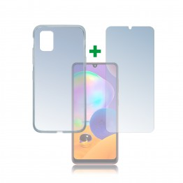 Galaxy A31 Pack 4Smarts PROTECTION360 Transparent