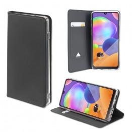 Galaxy A31 Etui Wallet 4Smarts URBANLITE Noir
