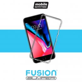 iPhone 8+/7+/6S+/6+ Bumper Mobile Outfitters FUSIONBUMPER Transparent
