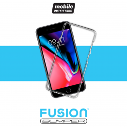 iPhone 8+/7+/6S+/6+ FUSIONBUMPER Transparent