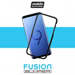 Galaxy S9+ FUSIONBUMPER Noir