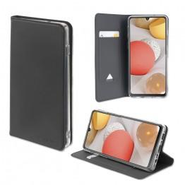 Galaxy A42 Etui Wallet 4Smarts URBANLITE Noir