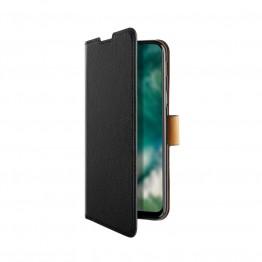Galaxy A42 Etui Wallet Xqisit XQSELECTION Noir