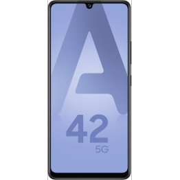 Galaxy A42 RECTO MATTE Film Silicone Mobile Outfitters Clear Coat MOD4R