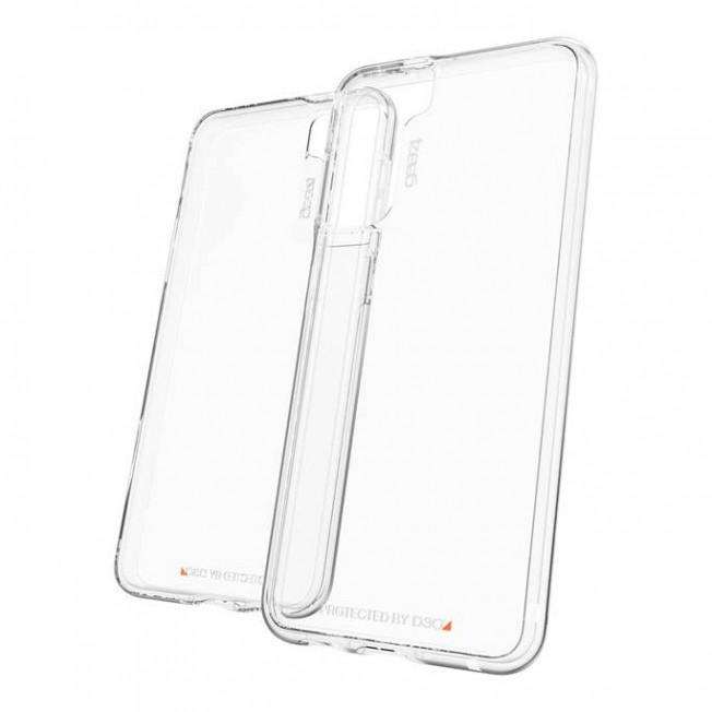 Galaxy S21 Coque Gear4 D3O CRYSTALPALACE Transparent