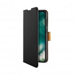 Galaxy S21 Etui Wallet Xqisit XQSELECTION Noir