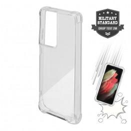 Galaxy S21u Coque 4Smarts IBIZA Transparent