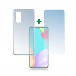 Galaxy A52 Pack 4Smarts PROTECTION360 Transparent