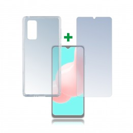 Galaxy A32 Pack 4Smarts PROTECTION360 Transparent