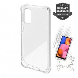 Galaxy A02S Coque 4Smarts IBIZA Transparent