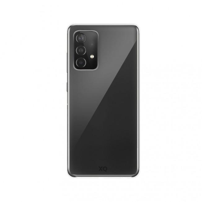 Galaxy A52 4G Coque Silicone Xqisit FLEXCASE Transparent