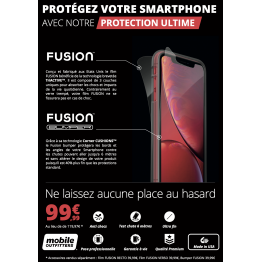 Affiche A3 Mobile Outfitters FUSION