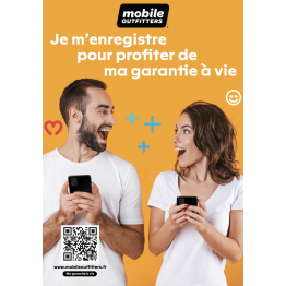 Affiche A4 MAGAV Mobile Outfitters