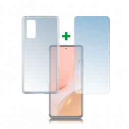 Galaxy A72 Pack 4Smarts PROTECTION360 Transparent