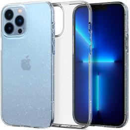 iPhone 13 PRO Coque Spigen LIQUIDCRYSTALGLITTER Transparent