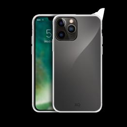 iPhone 13 PRO Coque Silicone Xqisit FLEXCASE Transparent