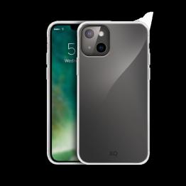 iPhone 13 MINI Coque Silicone Xqisit FLEXCASE Transparent