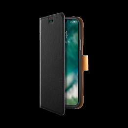 iPhone 13 PRO MAX Etui Wallet Xqisit XQSELECTION Noir